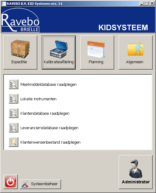 kid systeem